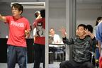 SET稽古場で小倉久寛がエグザイル風ダンスを披露?