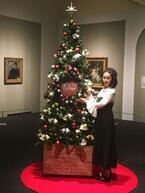 クリスマス限定ナイトミュージアムに吉岡里帆 「サンタは小6まで」
