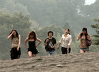 今度は女子ラッパーだ! 『SR サイタマノラッパー2…』のミュージック・ビデオが公開