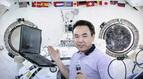 世界初! 『はやぶさ/HAYABUSA』宇宙試写会を実施
