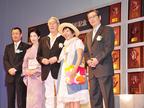 日活100周年記念式典に、黄金期の名優たちが再結集!