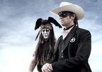 ジョニー・デップが白塗りの悪霊ハンターに! 『ローン・レンジャー』画像公開