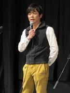 『島唄』ドキュメンタリー映画で、「THE BOOM」宮沢和史らが舞台あいさつ