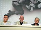 スティーヴン・ソダーバーグ監督がM・ダグラス&M・デイモンとカンヌ映画祭へ