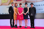 D-LITE(BIGBANG)登場で会場騒然! 戸田&多部&真木が東京スカイツリーイベント