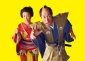 映画『超高速! 参勤交代』で佐々木蔵之介と深田恭子が共演