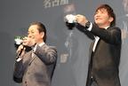 『相棒III』水谷豊&成宮寛貴、全国ファンと乾杯