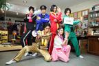『俺たち賞金稼ぎ団』舞台挨拶が新宿ほか3館で開催