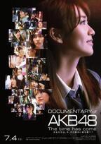 AKBドキュメンタリー7大都市舞台挨拶の詳細発表