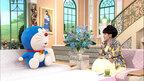 ドラえもんが3DCGで『徹子の部屋』に出演!