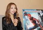 板野友美、スパイダーマンに「同世代として共感」
