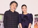 蒼井優、黒沢清監督作『岸辺の旅』トークイベントに登壇