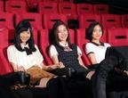 若手女優たちが恐怖の4DXを初体験!