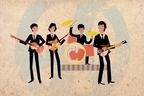 来日50周年!最もカバーされた「ビートルズの名曲」トップ10