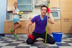 大掃除の調査で判明!女性の想像以上にキレイ好きな男性が増加中