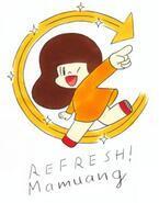 タイ人漫画家タムくん展覧会「REFRESH! Mamuang」六本木ヒルズで開催