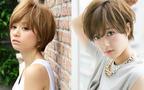 「ナナメ前髪×ショート」が夏のトレンド!最新ショートヘアランキング