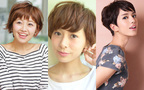 """""""切りたい""""女子が急増中!?2015年夏に流行るショートヘア10選"""
