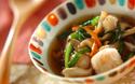 残りの煮物を簡単アレンジ! アツアツとろとろ、揚げ里芋のあんかけ