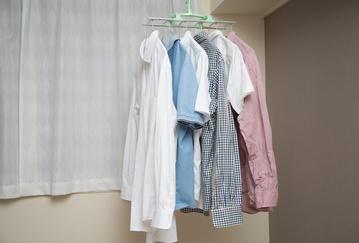 梅雨の季節、部屋干しでおきる生乾きの臭い対策 まとめ