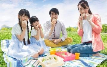 子どもと一緒に! お弁当を持ってアウトドアでピクニックランチ