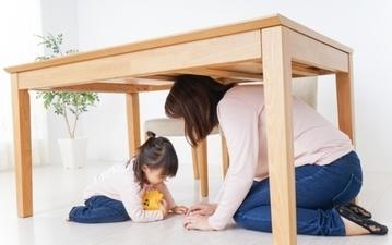 災害に備えて、家族で防災の意識を改めて高める