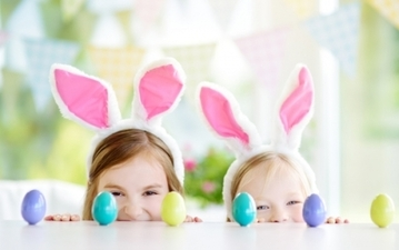 卵やうさぎが可愛い! 2018年イースターイベントまとめ