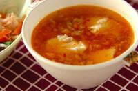 まだまだ寒い! 簡単ピリ辛スープで温まろう!