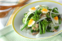 春野菜ってどう使う? 簡単、美味しい春野菜レシピ