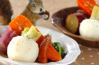 冬野菜のほっこりレシピ集