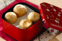 おうちで簡単にできる! 和菓子レシピ集