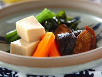 敬老の日に感謝を込めて 栄養満点の和風レシピ