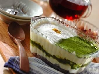 春を感じる♪緑が綺麗な抹茶スイーツレシピ