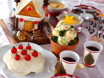 豪華!クリスマスを盛り上げるレシピまとめ2017