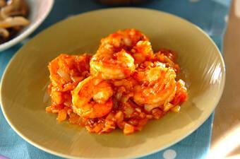 「エビチリ」副菜何にしよう?簡単に作れる副菜レシピ決定版