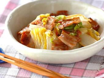 白菜はまるごとが美味しい!使い切り和の白菜レシピ集