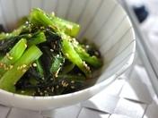 彩り&栄養価アップ!人気の小松菜レシピまとめ