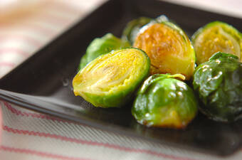 栄養がギュッと詰まった春の味!芽キャベツレシピ8選
