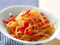 栄養豊富なのは緑よりも赤!赤ピーマンのレシピ
