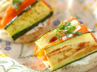 ゴーヤ・ナス・ズッキーニを使った、夏野菜レシピ