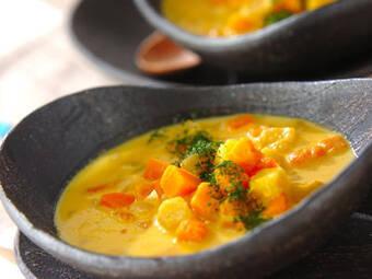 冬至に食べると縁起良し!「運盛り」料理のレシピ