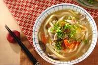 7月2日はうどんの日!冷・温・焼き・混ぜ、満喫レシピ