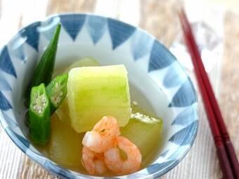 夏バテ気味の体に!冬瓜をメインに使ったレシピ