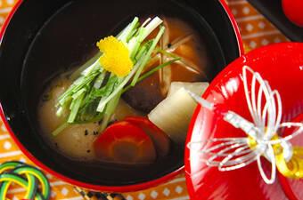 今年は何味?お正月につくってみたい「お雑煮&ぜんざい」レシピ