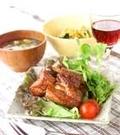 「スペアリブのママレード煮」の献立