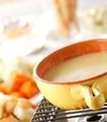「チーズフォンデュ」の献立