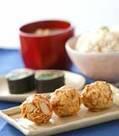 「小芋のアーモンド揚げ」の献立
