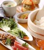 手巻き寿司の献立