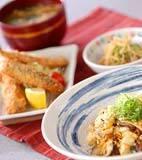 ふんわり卵の炒り豆腐の献立