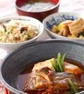 「カレイのキムチ煮」の献立
